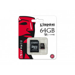 Carte Kingston Micro SD...