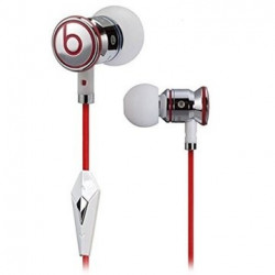 Ecouteurs Monster iBeats blanc